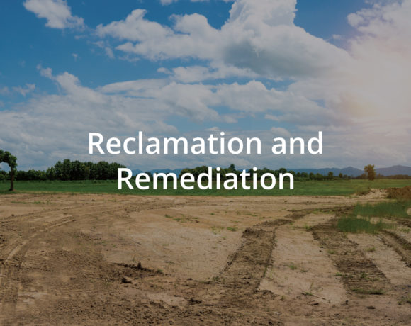 Reclamation & Remediation