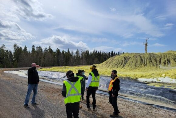 Collaboration with ECO Canada to provide Education Opportunity to Tsuut'ina Nation